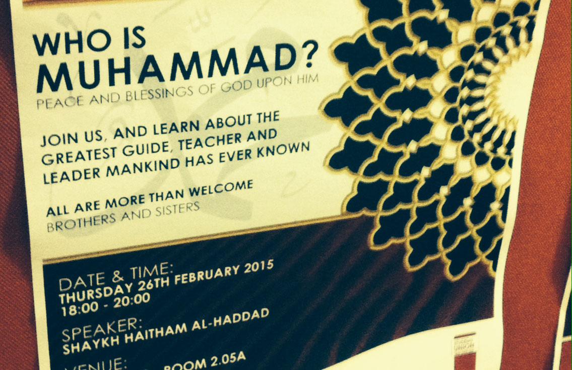"Islamic Society postpones controversial preacher in light of ""Jihadi John"" identification"