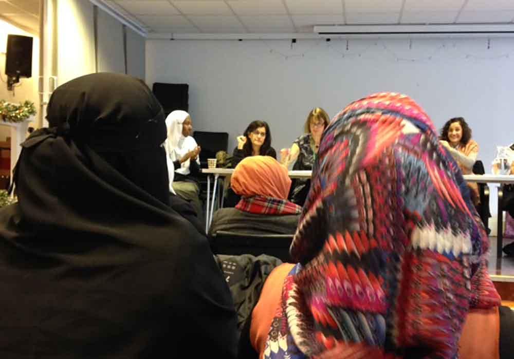 Penns park muslim single women