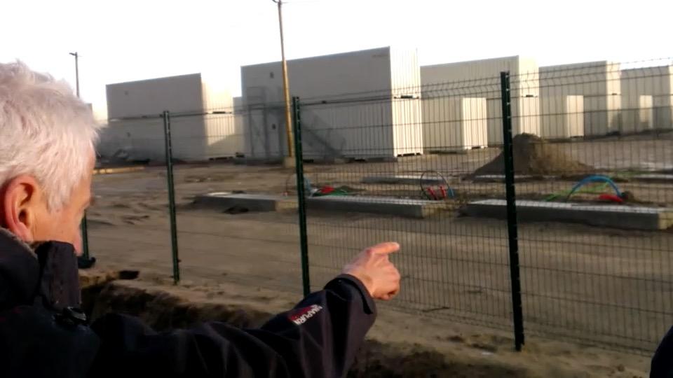 JUNGLE - Calais - 100116-d