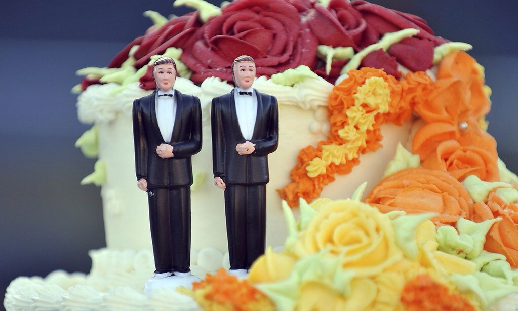 Same-sex marriage in China is impossible.
