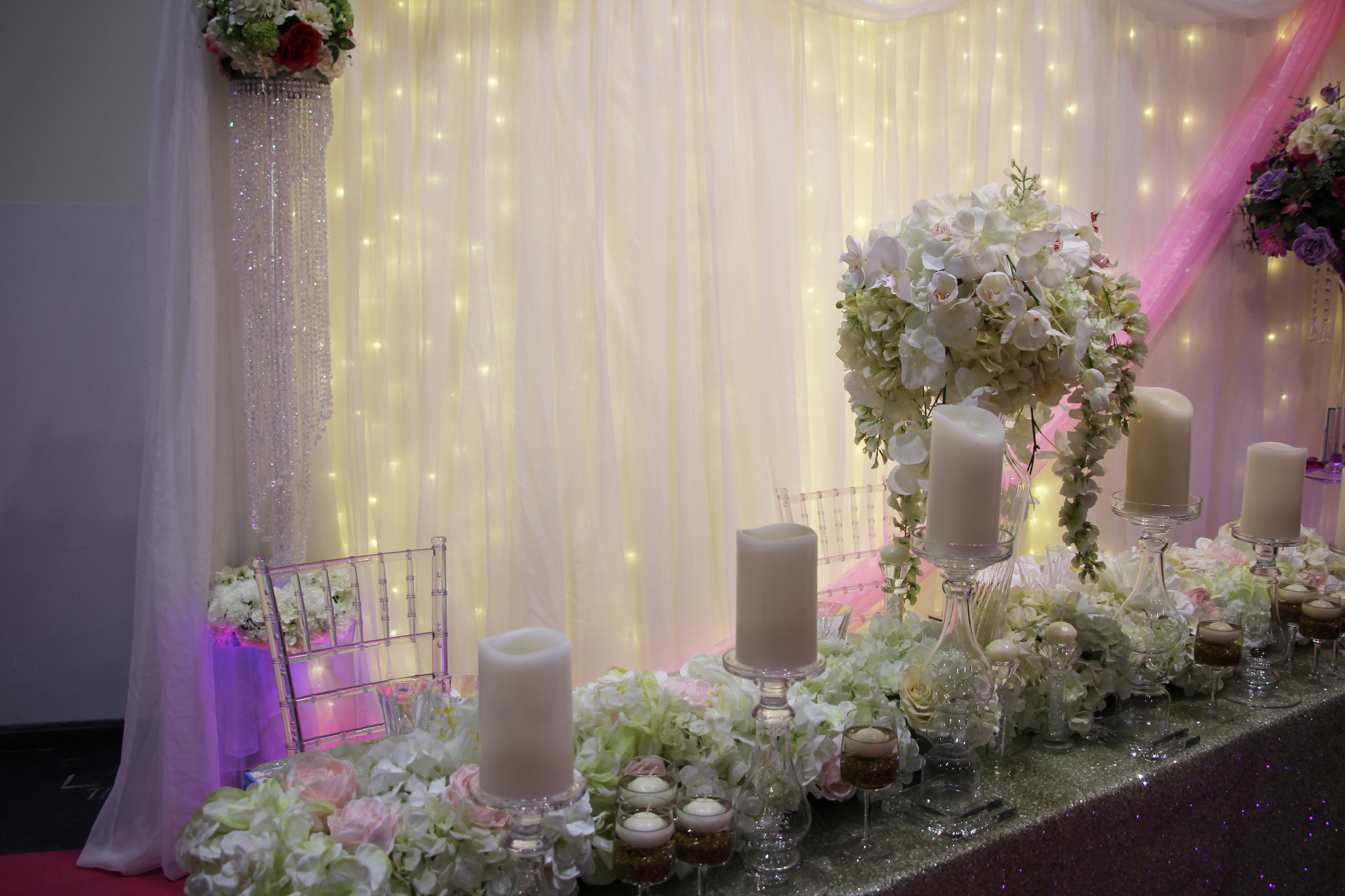 Are weddings the new 'fancy and expensive party' to have?