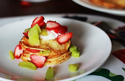 Pancake. Credit: Japanexperterna