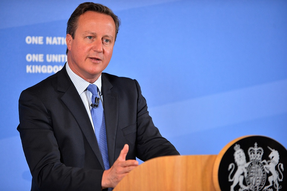 Cameron looks for EU-UK deal backing