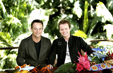 15th RTS Award nomination for Ant and Dec