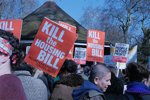 'Affordable housing' another empty Conservative promise…