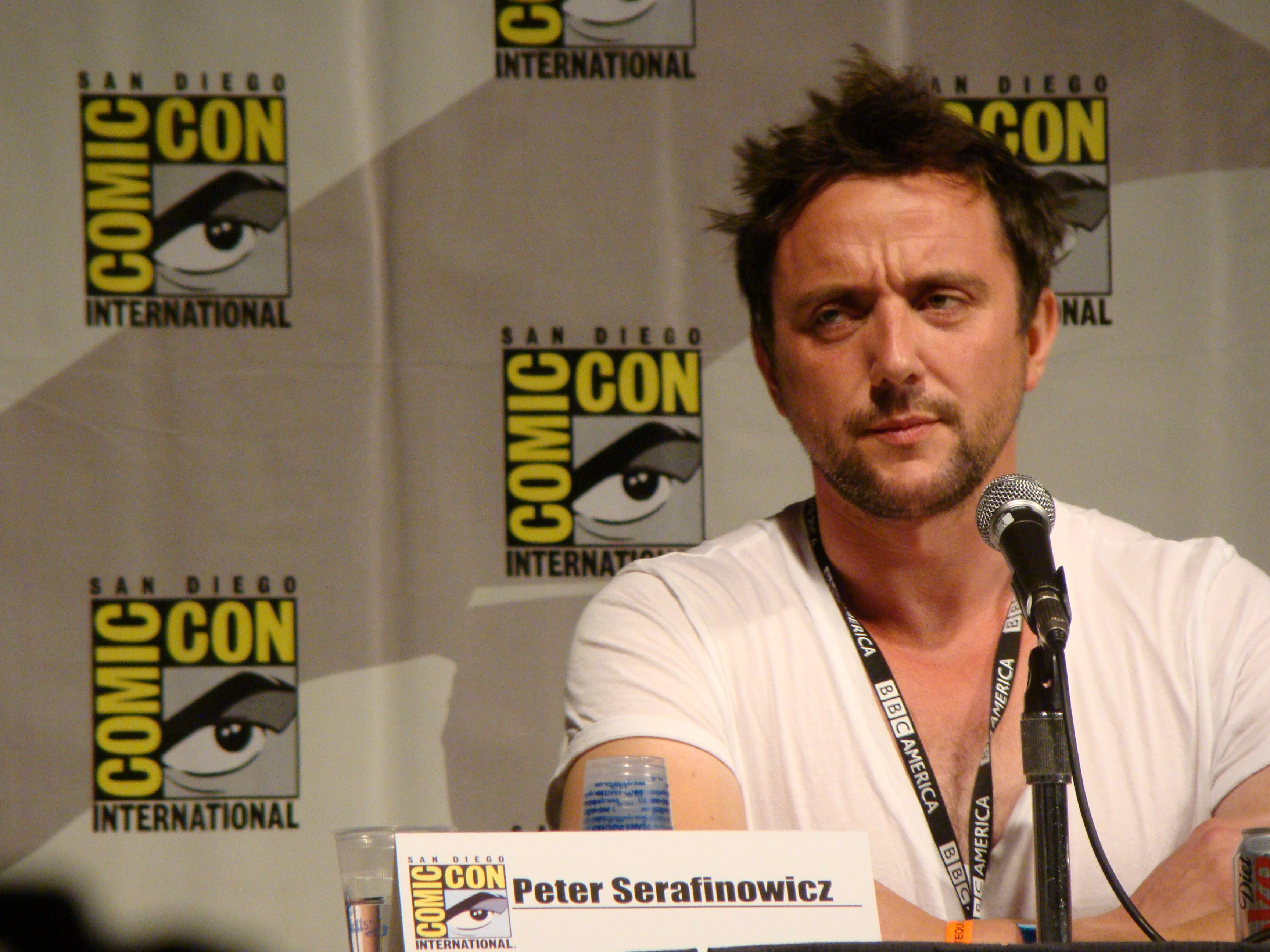 Photo credit: Creative Commons  Peter Serafinowicz