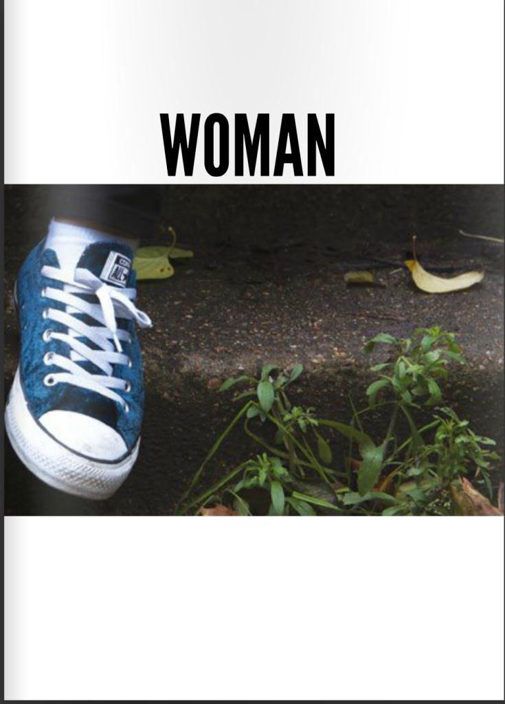 """The cover of Lauren's book """" Women beings"""""""
