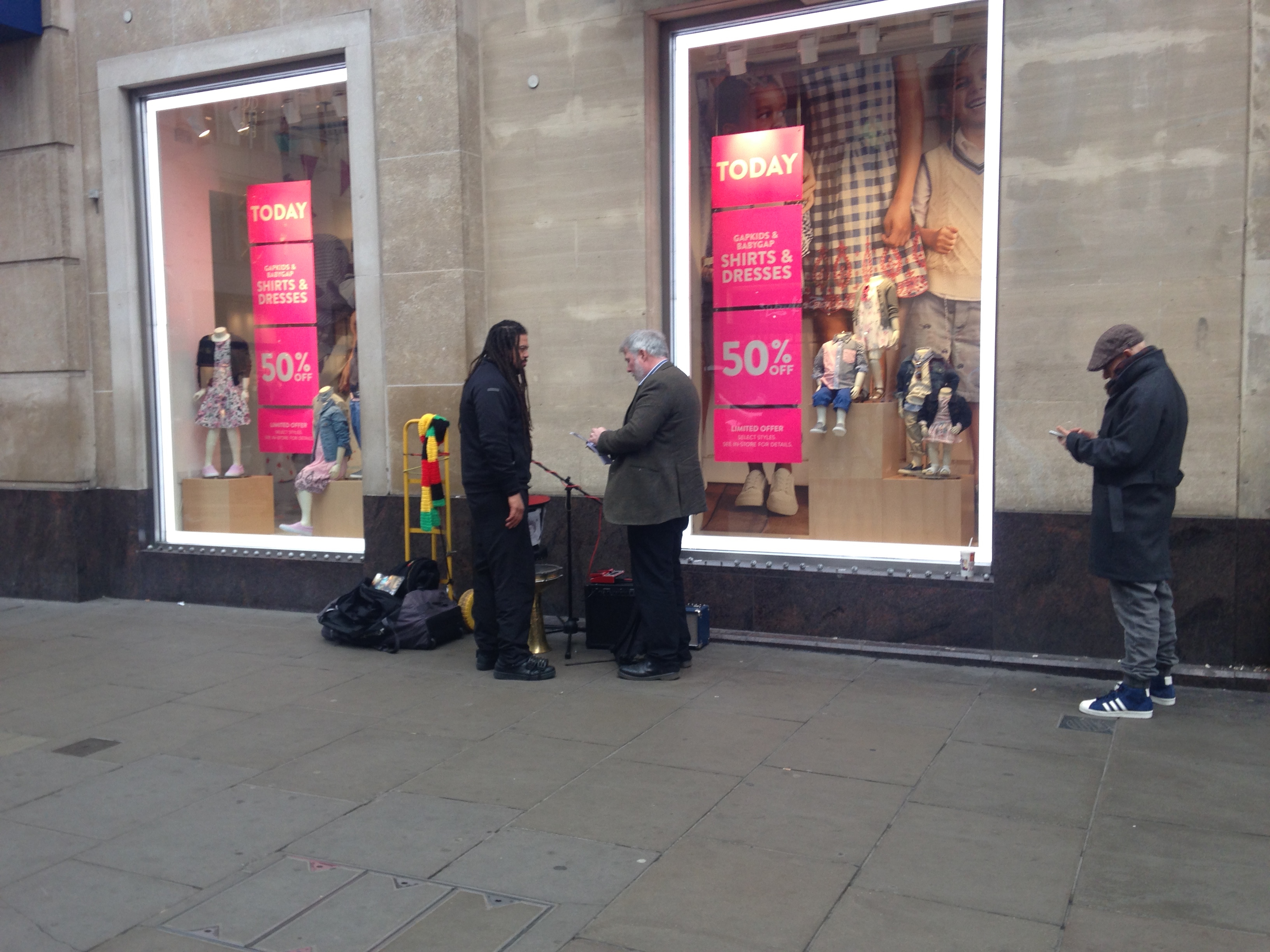 Is busking becoming a crime in London?