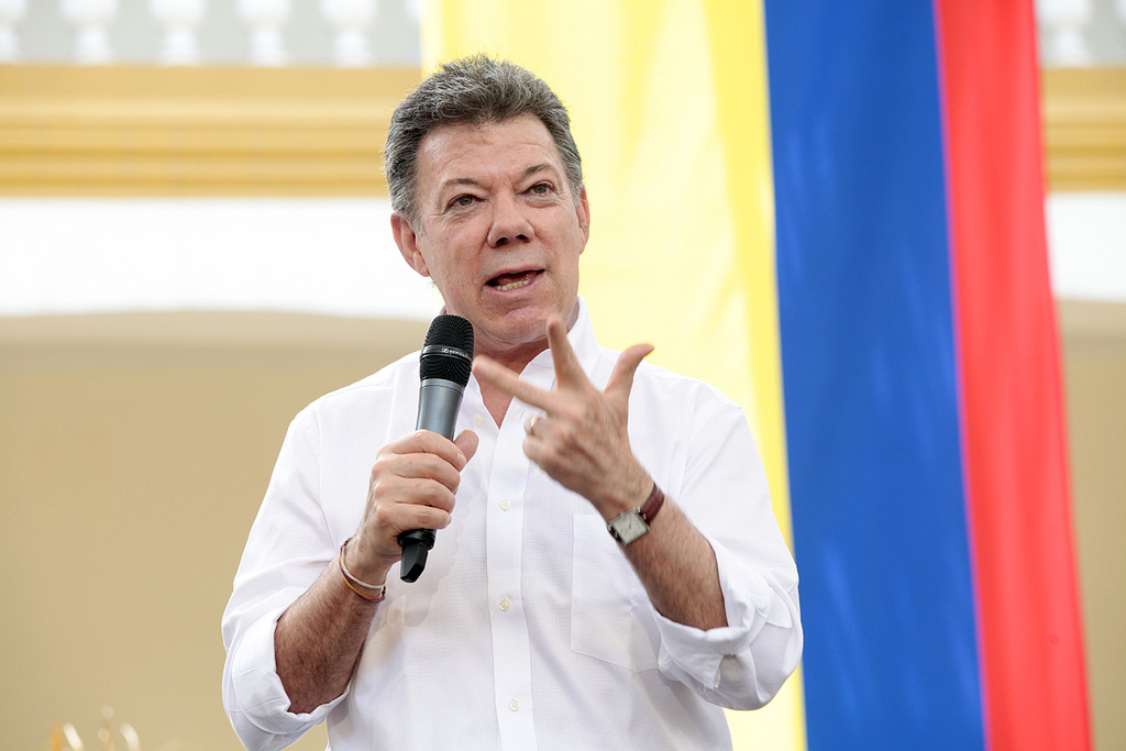 Direct democracy as a gamble: Colombia's President admits he shouldn't have held a referendum to vote on the Peace Deal.