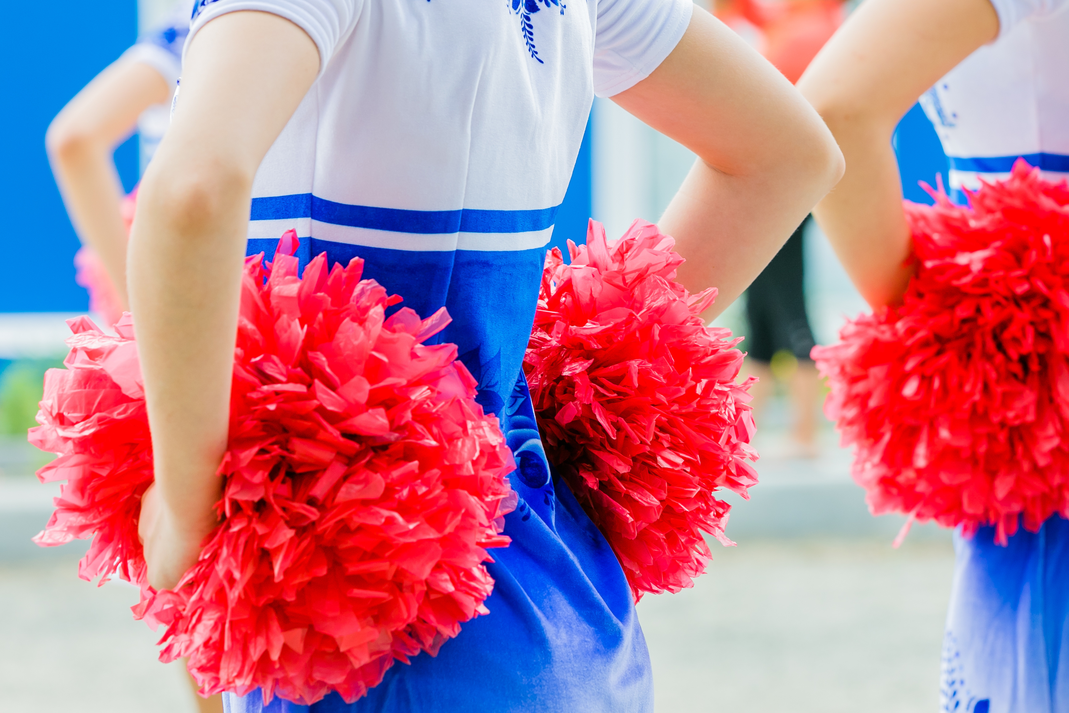 Cheerleading could be future Olympic sport