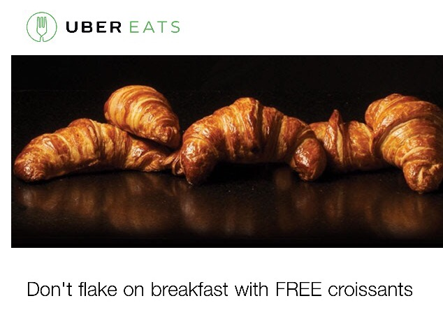 Ride and Shine: UberEATS is handling out free breakfast in London