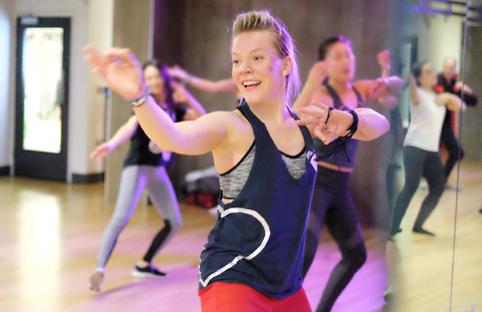 Zumba: the workout that can help you defy stereotypes