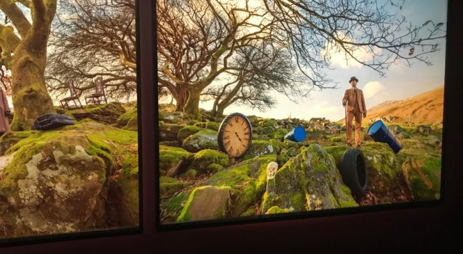 John Akomfrah's Purple: Using film to explore humanity and our impact on the environment