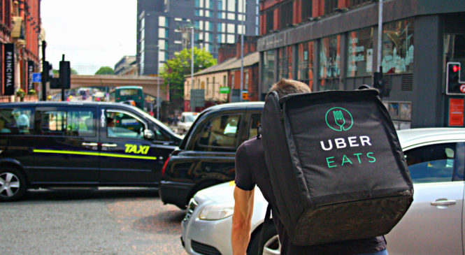 MP's report calls for laws to protect gig economy workers