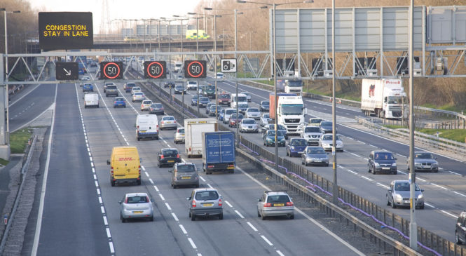 It's a green light by regulators to reduce traffic on highways