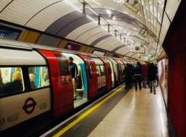 Homophobic tube assault reveals how likely Londoners are to intervene