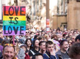 Australia to legalize same sex marriage