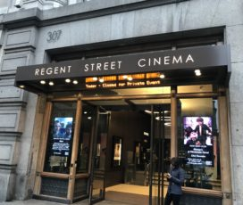 The uniqueness of Regent Street cinema