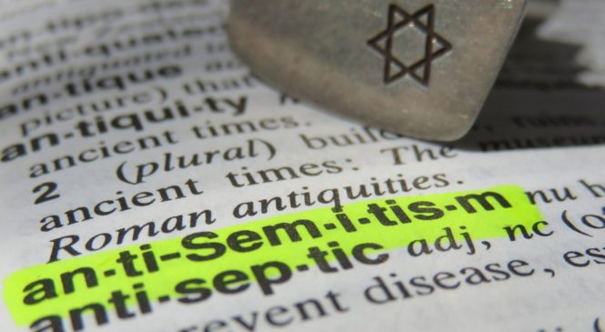Anti Semitism: Are we reliving the past